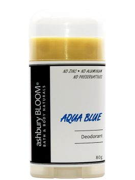 Aqua Blue Deodorant