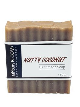 Nutty Coconut Soap