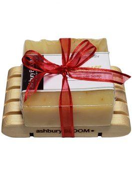Soap and Dish Gift Set