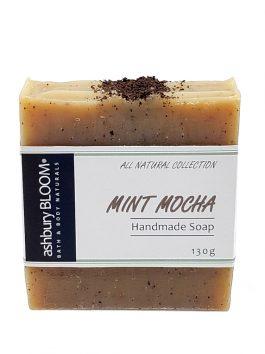 Mint Mocha Soap