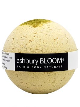 Key Lime Pie Bath Bomb